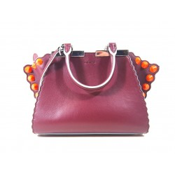 Fendi Peekaboo Mini Tricolor
