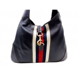 Gucci Jackie Gm Dark Blue