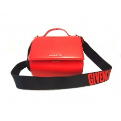 Givenchy Shopping Pelle Rossa