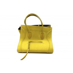 Celine Luggage Lime