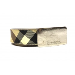 Burberry Cintura Check