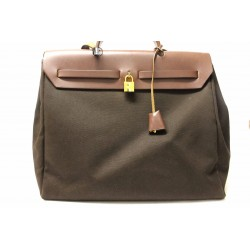 Hermes Herbag GM Marrone