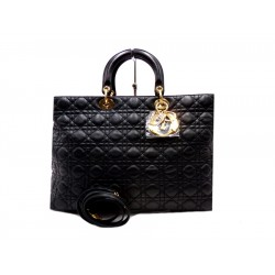 Dior Lady D  9  Agnello Nero